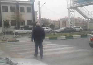ارومیه رخت سفید بر تن کرد/ وضع نامناسب معابر منطقه گلستان بعد از بارندگی + فیلم و تصاویر