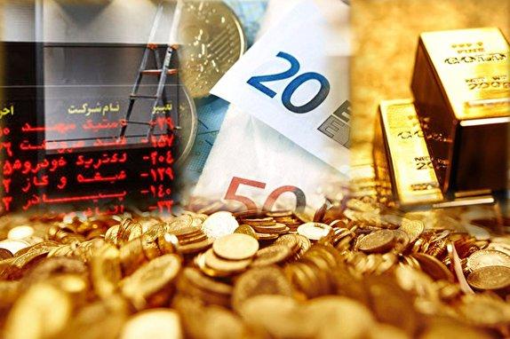 باشگاه خبرنگاران -فراز و نشیبهای بازار سرمایه، ارز و طلا در هفتهای که گذشت / اصلیترین دلیل ریزش نرخ ارز در پایان هفته چه بود؟