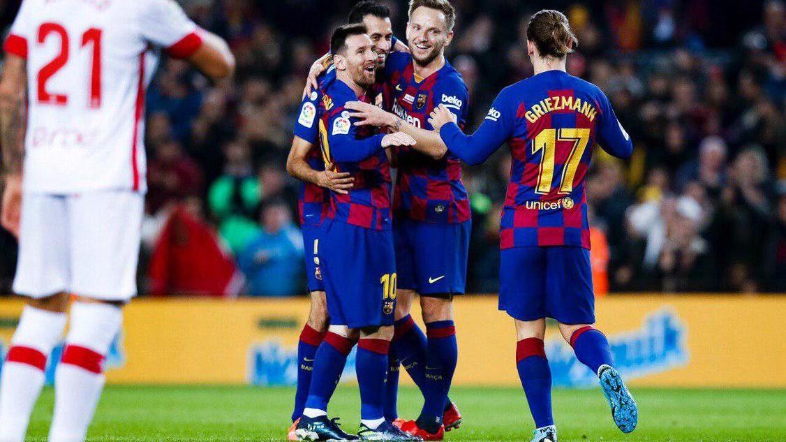 بارسلونا به دنبال تثبیت صدرنشینی / کار آسان لیورپول د لیگ جزیره