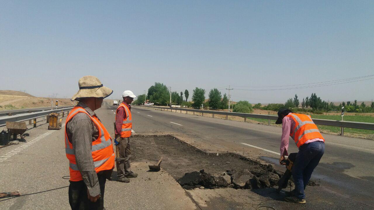 ۱۱۳ نقطه حادثه خیز جادهای در استان ایلام اصلاح شده است