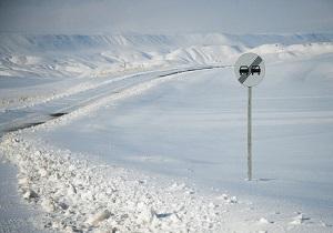 بارش هشت سانتیمتر برف جدید در کوهرنگ