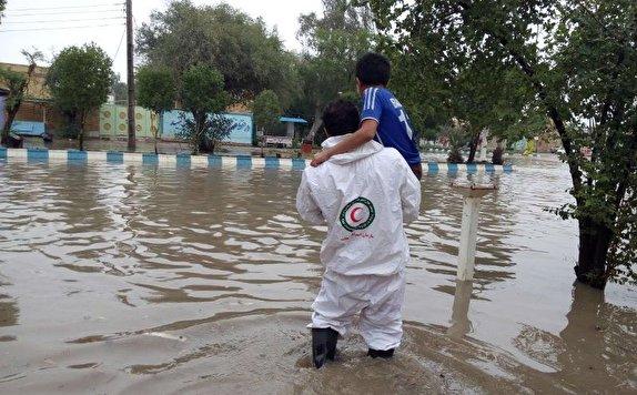 باشگاه خبرنگاران -امداد رسانی به سیل زدگان سیستان و بلوچستان به اتمام رسید