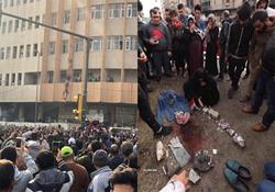 جزئیات جنایت علیه نوجوان بیگناه عراقی به دست اغتشاشگران