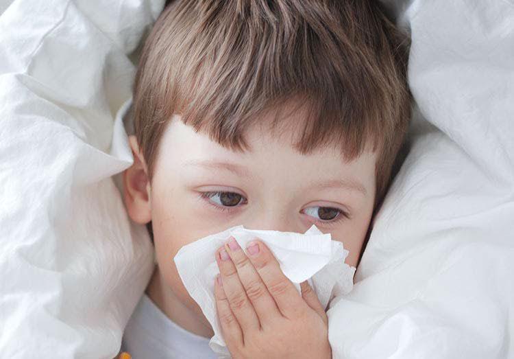راهنمای والدین در مورد پیشگیری از آنفلوانزا در كودكان