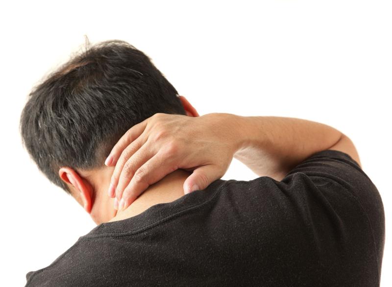 گردن درد و پیشگیری از آن