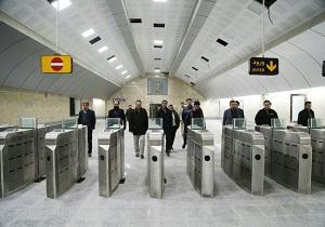 ایستگاه مترو مولوی هفته آینده افتتاح می شود