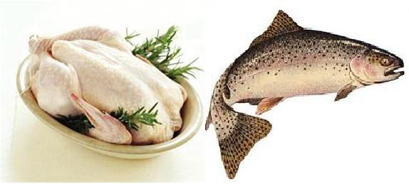 روز/مرغ ارزان شد/قیمت هر کیلو سالمون نروژ ۱۷۵ هزار تومان