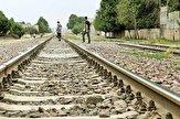 باشگاه خبرنگاران - ریل گذاری خط راه آهن جلال آباد زرند
