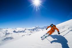 ورزشکاران اسکی در راه دومین اردوی انتخابی تیم ملی کشور