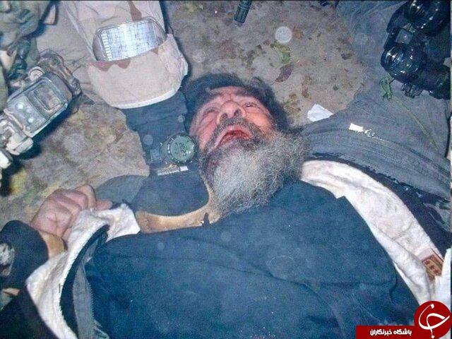 تصویری کمتر دیده شده از لحظه دستگیری صدام