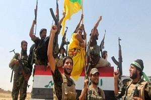 مرز عراق و سوریه در اشراف نیروهای حشد شعبی