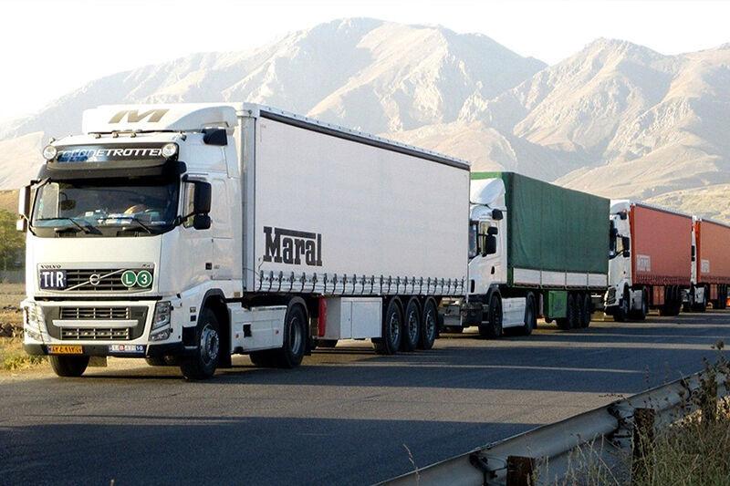 ۱۰۰ هزار تن کالای استاندارد از مرز مهران به عراق صادر شد