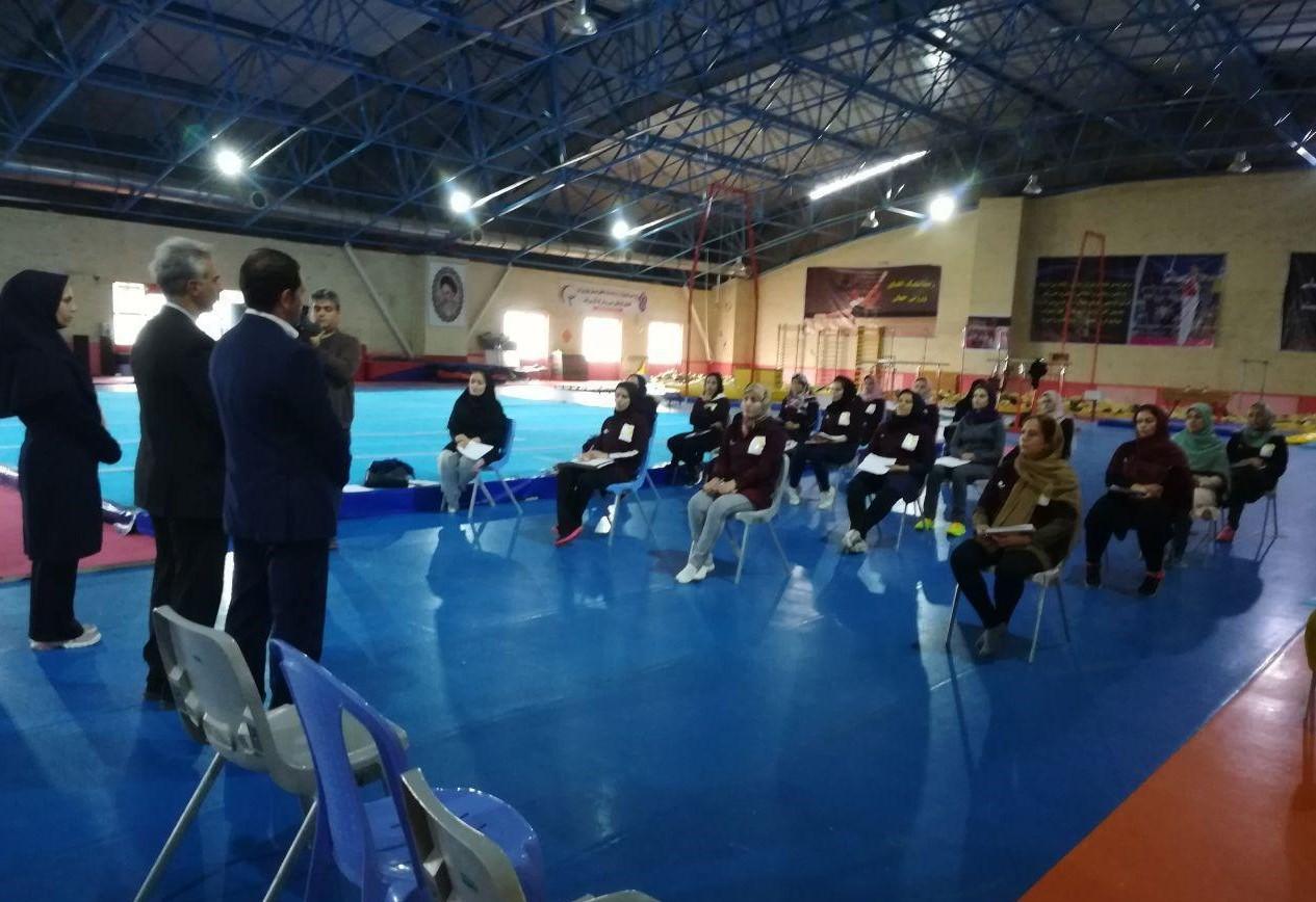 برگزاری دوره مربیگری درجه ۳ هندبال در ایلام