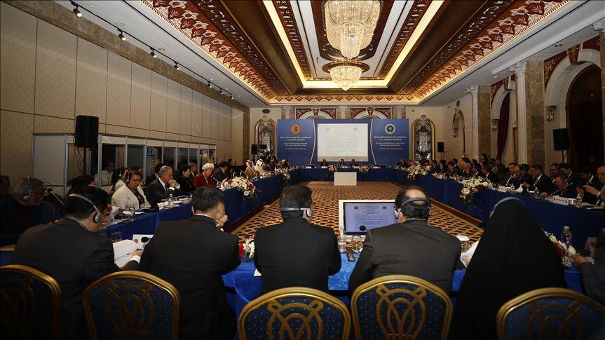 آغاز به کار نشست شورای اجرایی دوم مجمع مجالس آسیایی در ترکیه