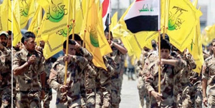 استقرار نیروهای حشد الشعبی در مناطق شرقی عراق برای مقابله با داعش