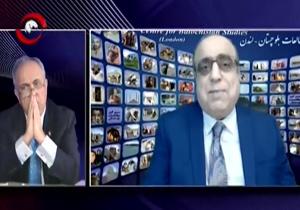 ارادت ویژه یک فعال اپوزیسیون به شبکههای وهابی! + فیلم