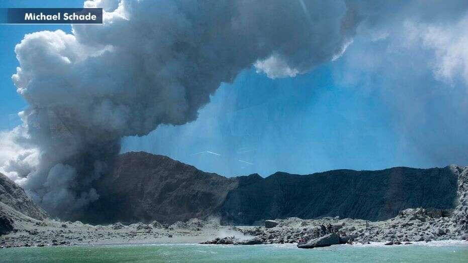 افزایش شمار جانباختگان فوران آتشفشان در نیوزیلند به ۱۶ نفر