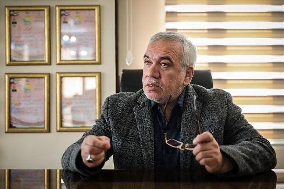 فتح الله زاده: حضورم در هیئت مدیره تا چهارشنبه رسمی می شود