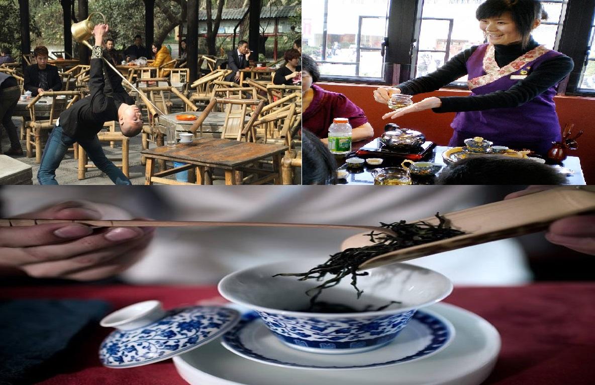 مراسم چای در نقاط مختلف جهان+تصاویر