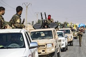 ادامه دیدار نیروهای سوریه دموکراتیک و دولت بشار اسد