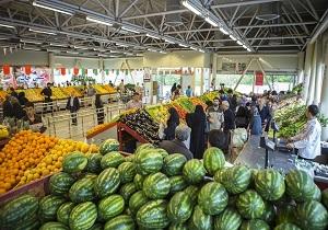 انار، هندوانه و خرمالو در میادین میوه و تره بار چند است؟