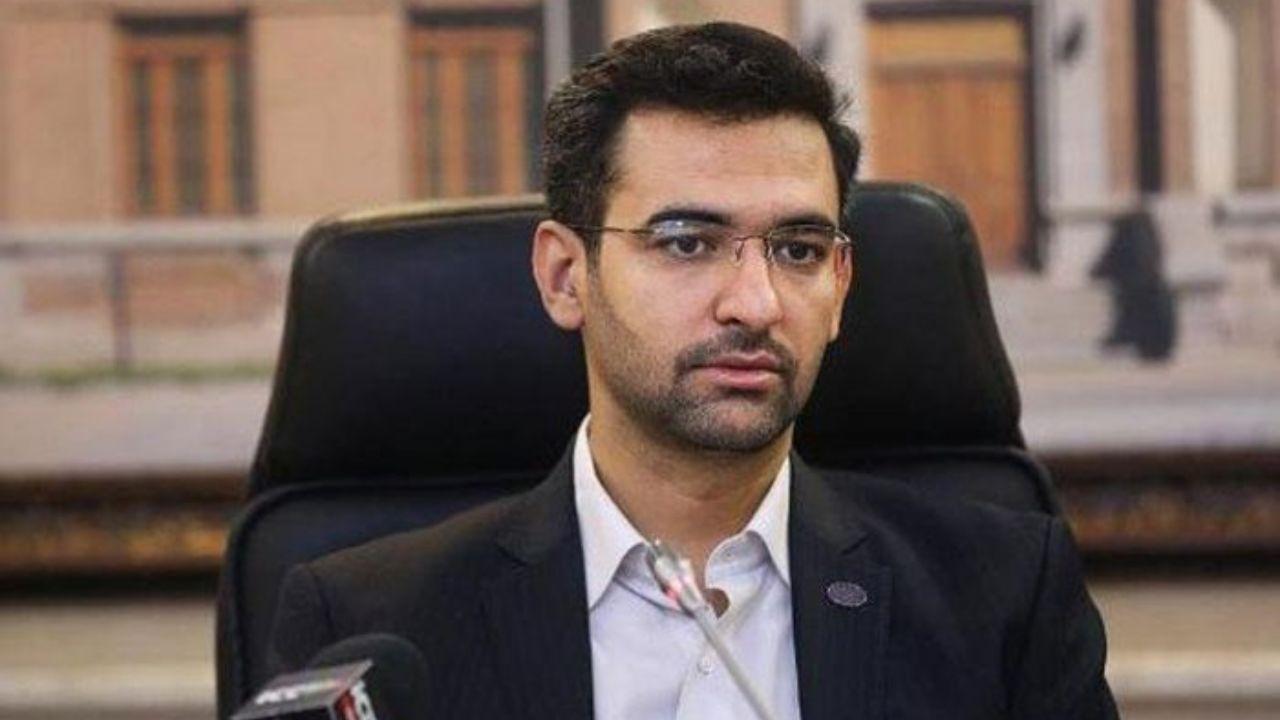 حکایت آذری جهرمی از پشت پرده ۱۰ روزی که ارتباط ایران با جهان قطع شد/ من مسئول قطع ارتباطات نیستم