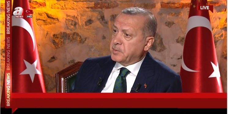تهدید اردوغان به بستن پایگاه اینجرلیک آمریکا