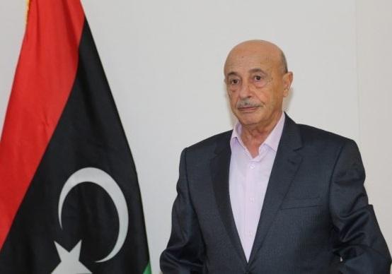 عقیله صالح، رئیس پارلمان لیبی