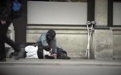 مرگ بیخانمانهای انگلیسی در سکوت خبری + فیلم