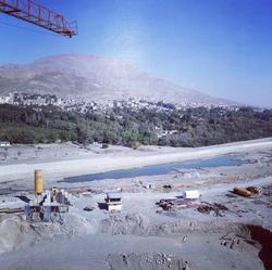 بلاتکلیفی بزرگترین دریاچه مصنوعی کشور در البرز