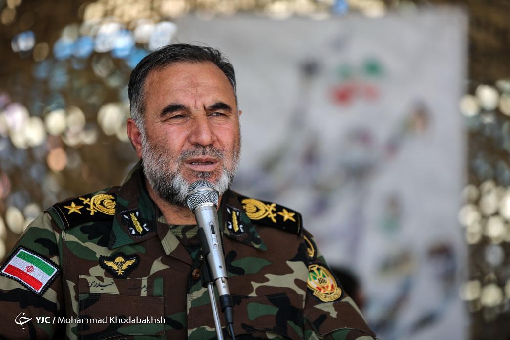 فرهنگ مدیریت جهادی در نیروی زمینی ارتش پایه گذاری شده است