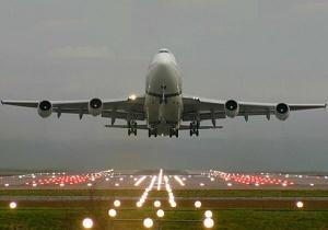 افتتاح خط پروازی مشهد به باکو