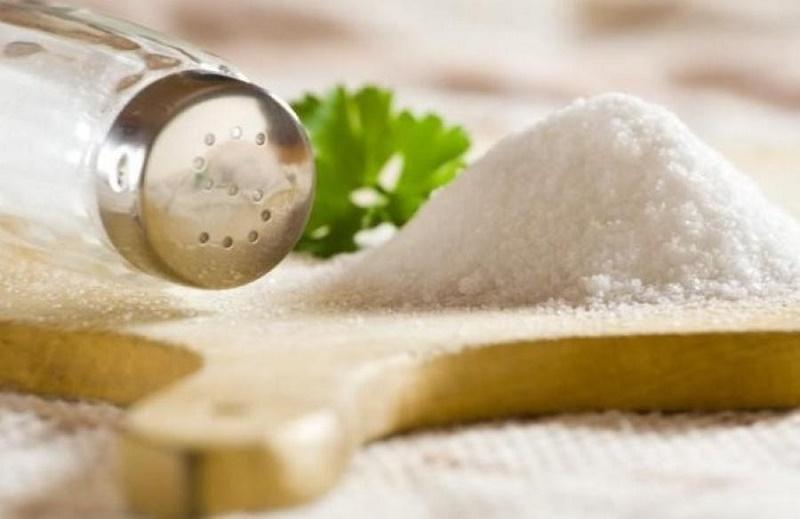 تاثیرا مصرف نمک بربدن