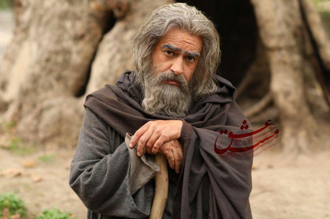 جدیدترین عکس از شهاب حسینی در «مست عشق»