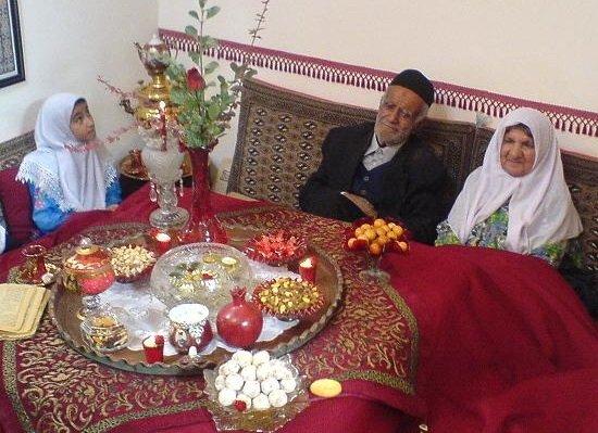 یلدا، بهانهای برای دورهم بودن خانوادهها پس از بدرقه پاییز