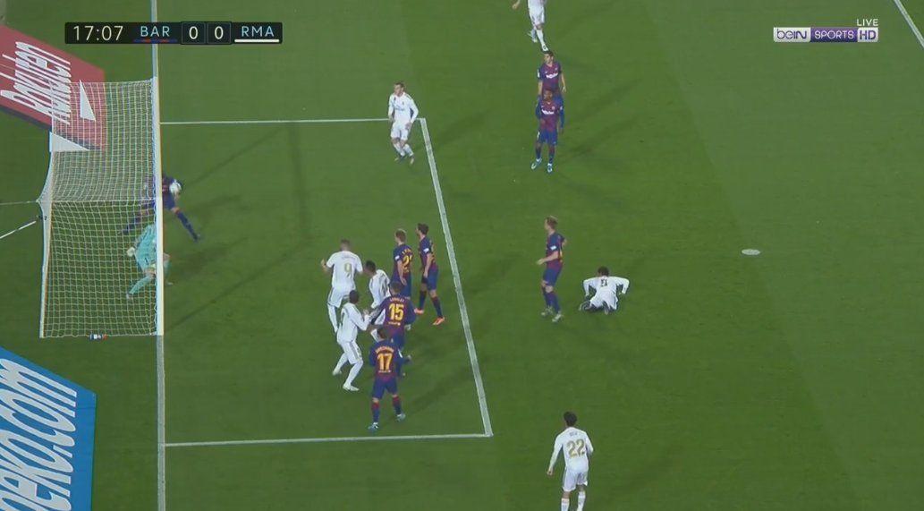 بارسلونا صفر - رئال مادرید صفر / گزارش لحظه به لحظه