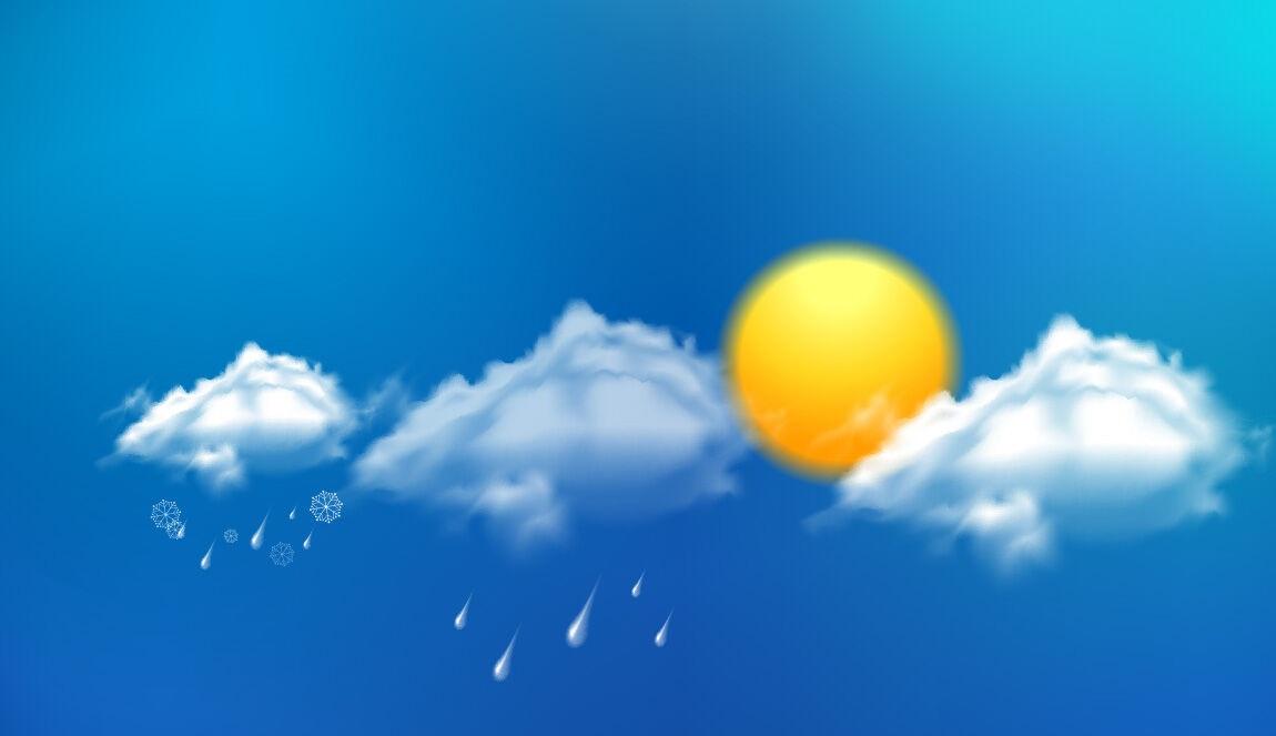 جوی آرام و پایدار در اکثر مناطق کشور/دمای پایتخت ۲ درجه افزایش می یابد