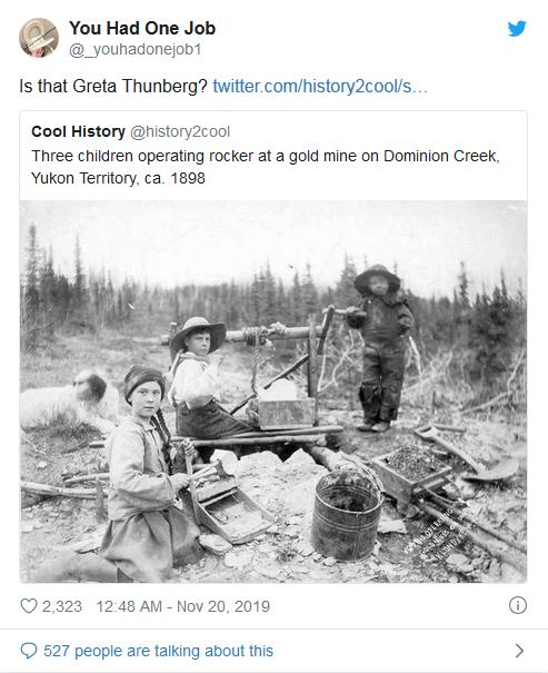 شوخی کاربران توییتری با فعال نوجوان محیط زیست+تصاویر