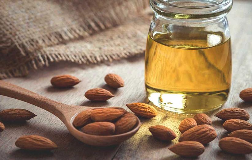 درمان زخم معده با روغن بادام شیرین