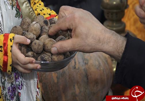 آداب و رسوم یلدا در چهار گوشه ایران
