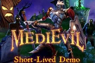 بازگشت دوباره نسخه دمو بازی MediEvil
