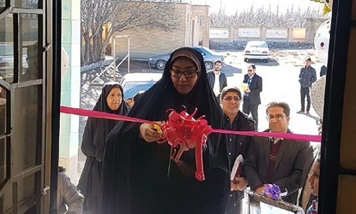 افتتاح نخستین مرکز یادگیری محلی در نهاوند