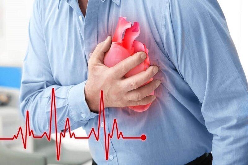 آلودگی هوا باعث بیماری قلبی می شود