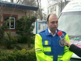 نجات ۲۳ نفر از مرگ بر اثر استنشاق گاز منوکسید کربن / شهروندان توصیههای ایمنی را جدی بگیرند