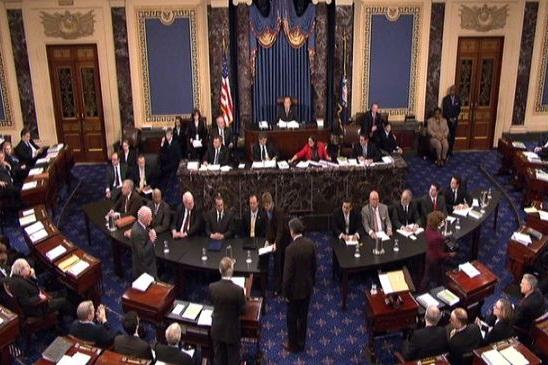 قطع اینترنت بهانه سناتورهای آمریکایی برای درخواست تحریم مقامات ایرانی