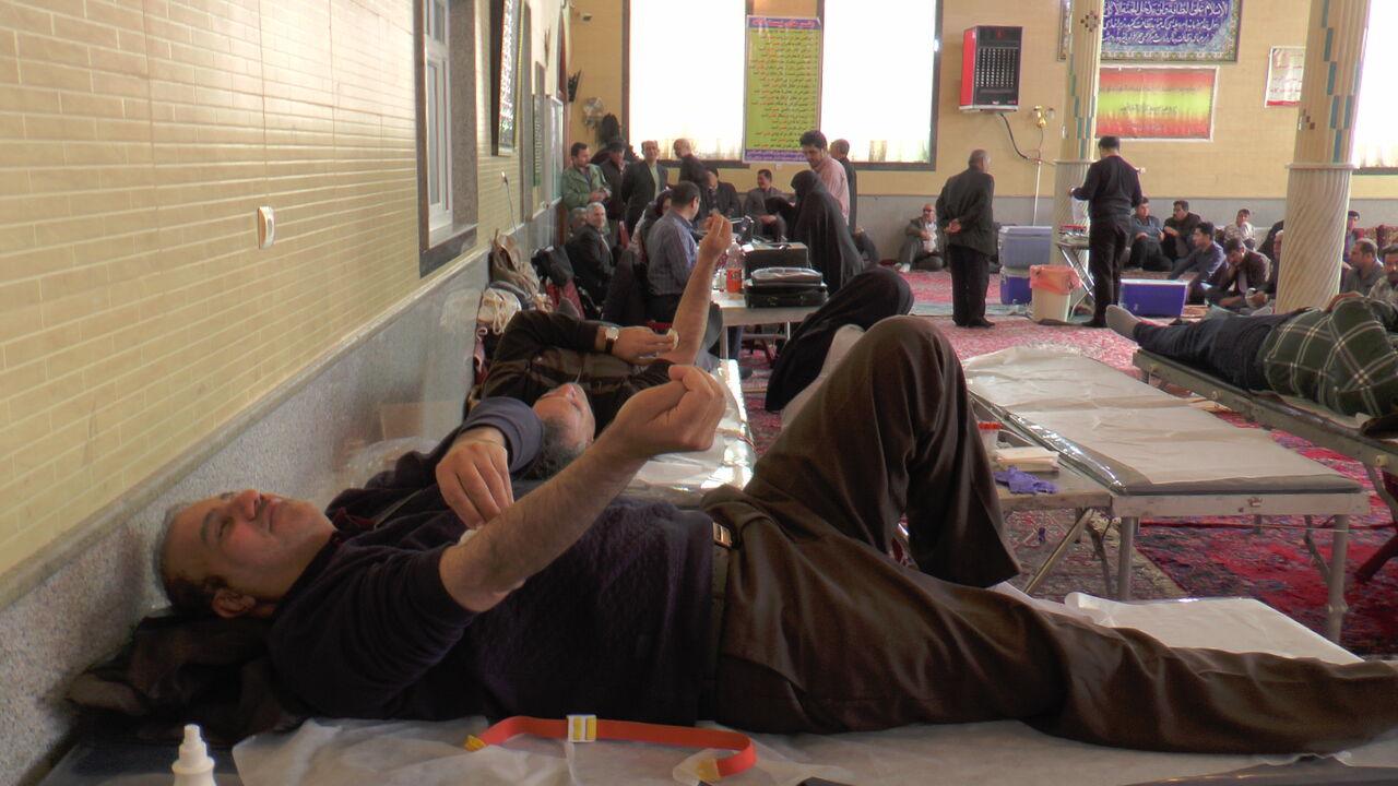 نیاز فوری به فراوردههای خونی در آذربایجانشرقی