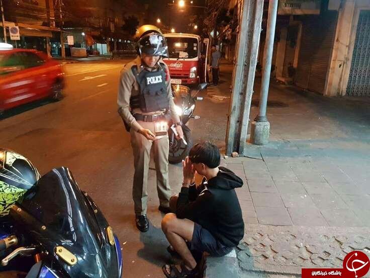 صحنه زیبایی که پلیس رانندگی در خیابان خلق کرد! + فیلم///چهارشنبه صبح لطفا