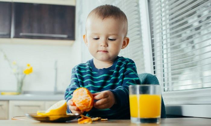 رژیمهای غذایی مناسب برای کودکان چهار ساله//////گلی