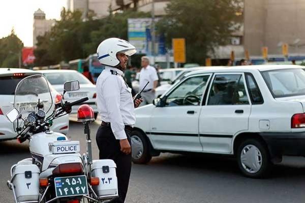 ترافیک در اکثر محورهای استان روان است
