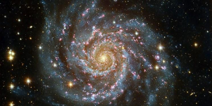 وسعت باورنکردنی کهکشان راه شیری